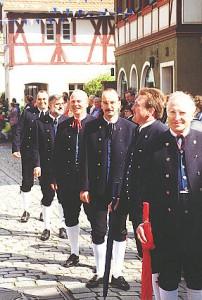 Burschentracht 1998