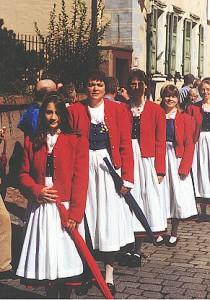 Mädchentracht 1998
