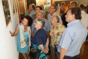 Viele Gäste zur Eröffnung